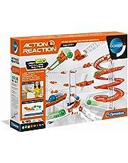 Clementoni Galileo-Action & Reaction Akcesoria, wielokolorowe