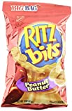 Nabisco Ritz Bits Peanut Butter, 3-Ounces (Pack Of 12)