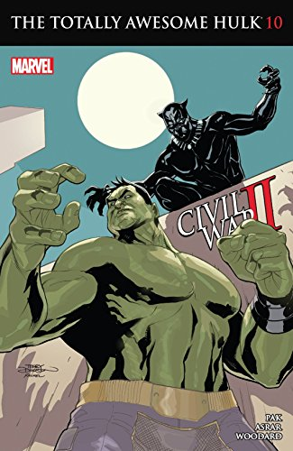 Edition 10 Pak (The Totally Awesome Hulk (2015-2017) #10)