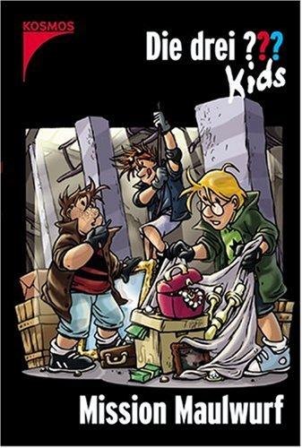 Die drei ???-Kids: Mission Maulwurf, Bd. 18