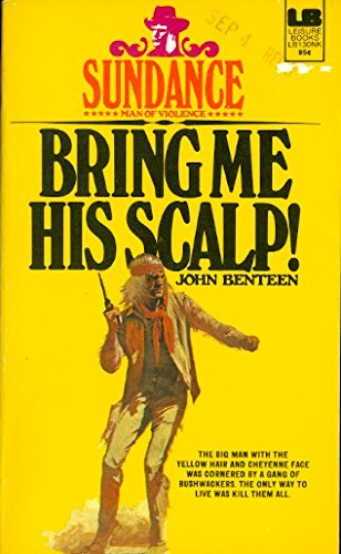 book cover of Bring Me His Scalp