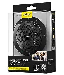 Jabra Speak510 Wireless Bluetooth Speaker for Softphone and Mobile Phone (U.S. Retail Packaging)