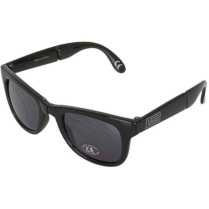 buscar San Francisco vanguardia de los tiempos Vans plegable Spicoli Shades gafas de sol color negro ...