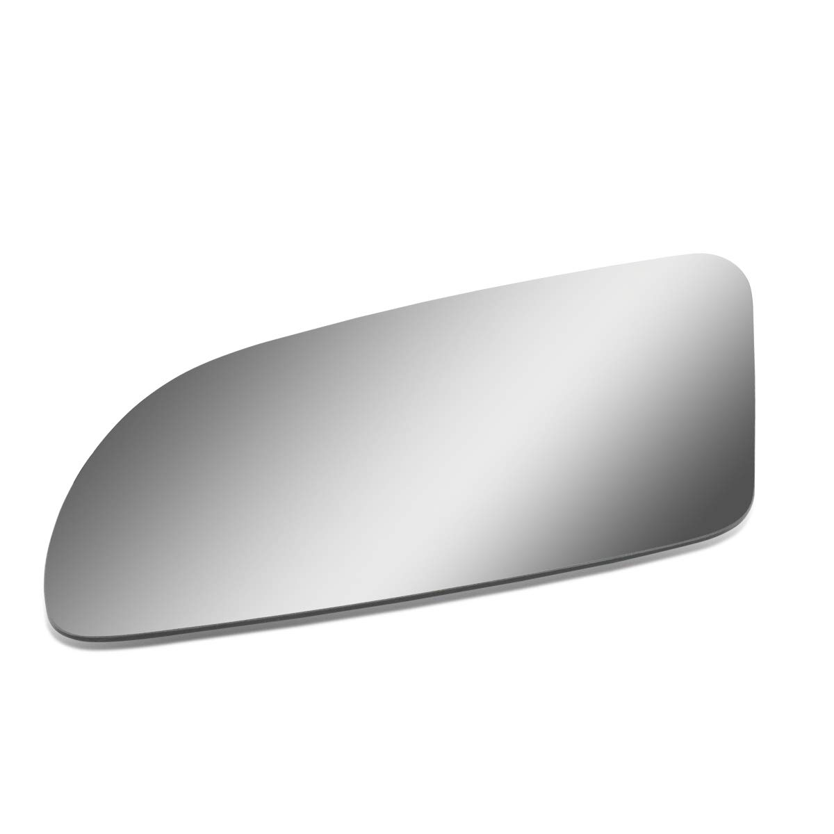 Driver//Left Side Door Rear View Mirror Glass Lens Replacement for 1978-1996 Chevy Monte Carlo//Corvette//Pontiac Fiero