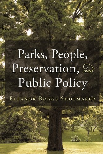Parks, People, Preservation, and Public Policy PDF