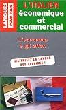 L'italien économique et commercial