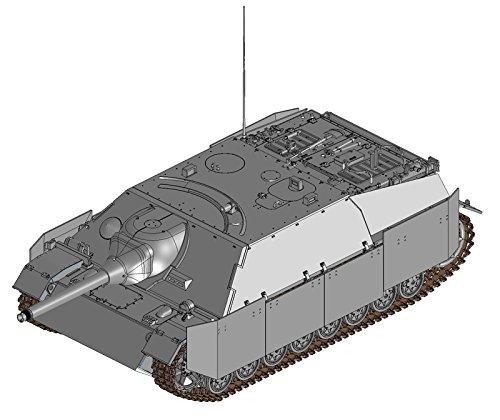 Dragon Models Jagdpanzer Production Zimmerit