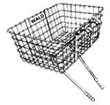 Wald 157 Front Giant Delivery Bicycle Basket (21 x 15 x 9, Black)