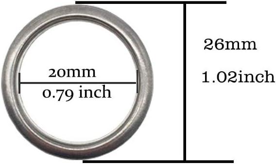 Oil Drain Plug Crush Washer Gaskets 11126-AA000 for Subaru B9 Tribeca GL WRX STI