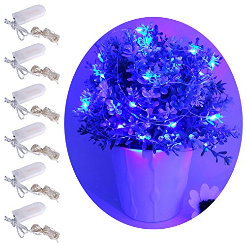 Led Christmas Lights Blue Tint