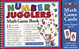 img - for Number Jugglers: Math Game Book & Math Game Cards book / textbook / text book