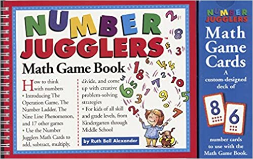 Number Jugglers: Math Game Book & Math Game Cards: Ruth Bell ...