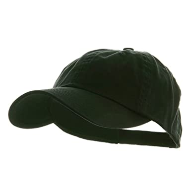 fitted low profile baseball caps high blank dyed cotton twill cap black