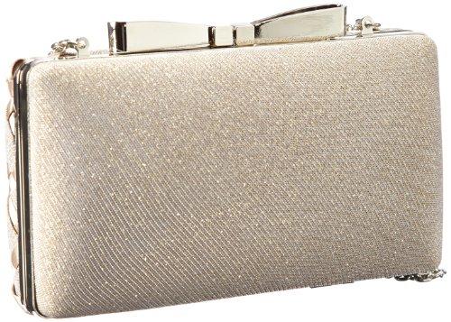 nuevo concepto c322d e304a MENBUR Lauren - Bolso de Mano Mujer, Color Beige, Talla ...