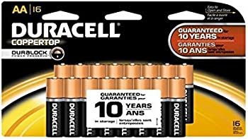 16-Pk Duracell AA or AAA Batteries + $15.99 Back in Rewards