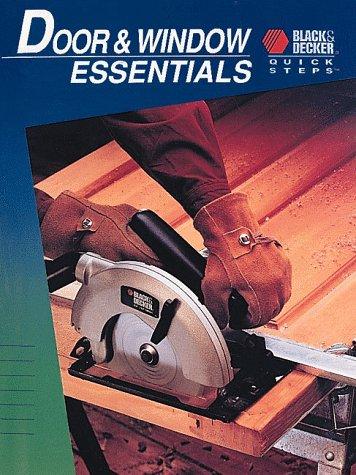 Door & Window Essentials (Black & Deckers)