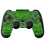 Green Grass Turf Field PS4 DualShock4 Controller Vinyl Decal Sticker Skin by Moonlight Printing