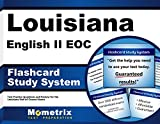 Louisiana English II EOC Flashcard Study System: Louisiana EOC Test Practice Questions & Exam Review for the Louisiana End-of-Course Exams (Cards)