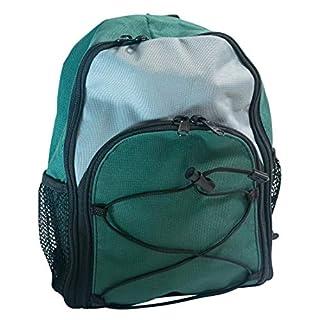 Kangaroo Joey Bag For Feeding Pumps - Kangaroo Backpack For Enteral Feeding Pump - 500mL or 1000mL, Green