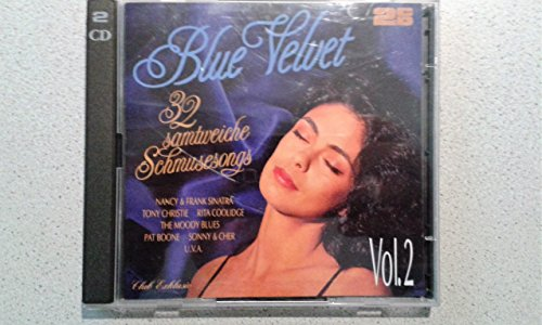 Blue Velvet Vol. 2- 32 samtweiche Schmusesongs (2CD`s)(Club Exclusiv)(SR International 350801) ()