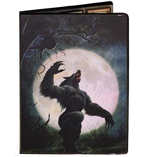 MAX Protection Werewolf 9 Pocket Card Album