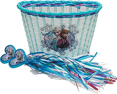 Bell Frozen Basket & Streamer Combo