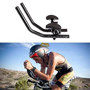 Amazon.com : COOLOH TT Handlebar Aero Bars Triathlon Time