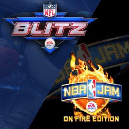 Nba Jam Codes - NBA Jam: On Fire Edition / NFL Blitz - Bundle - PS3 [Digital Code]