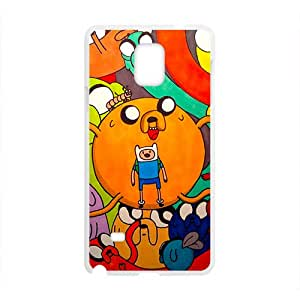 SHEP Aadventure time Case Cover For samsung galaxy Note4 Case