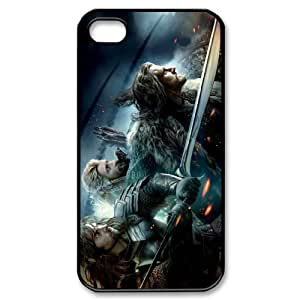The Hobbit FG0020350 Phone Back Case Customized Art Print Design Hard Shell Protection Iphone 4,4S