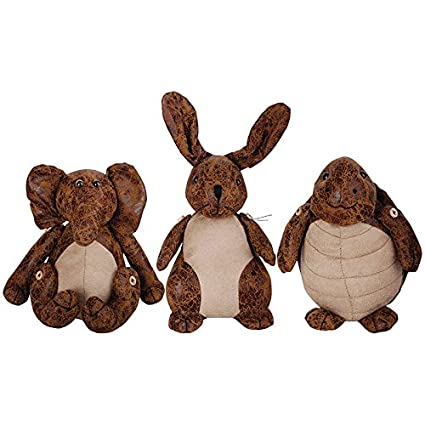 Amazon Com Esschert Design Lh114 Small Animal Doorstops Garden