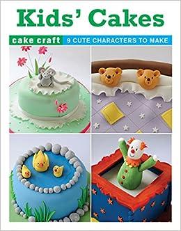 Kids Cakes Paperback November 25 2014