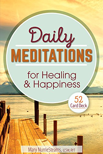 (Daily Meditations for Healing and Happiness: 52 Card Deck)