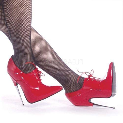 Subdolo Womens Scream 18 Pumps Rosso Patent