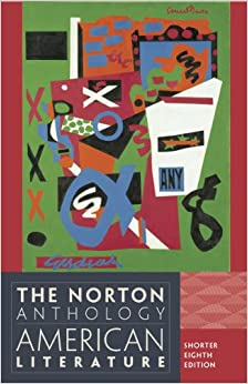 __READ__ The Norton Anthology Of American Literature, 8th Edition. announce found Thanks North Fuentes