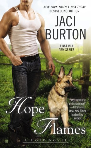 Hope Flames by [Burton, Jaci]