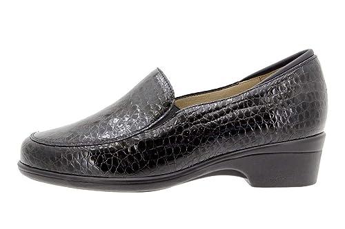 Calzado Mujer Confort de Piel Piesanto 9610 Zapato mocasín Casual cómodo Ancho: Amazon.es: Zapatos y complementos