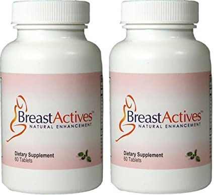 Amazon Com Breast Actives Breast Enhancement By Breast Gain Plus