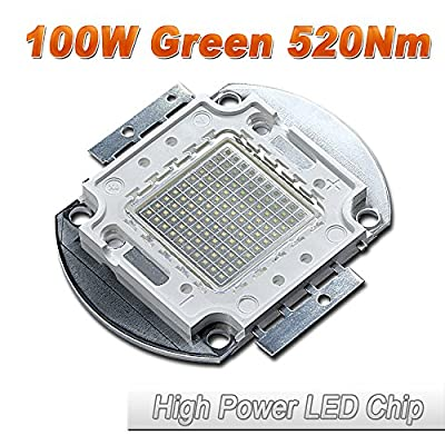 Hontiey High Power LED Chip Green Light