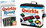 MindWare Qwirkle On-The-go Game Pack: Qwirkle Travel and Qwirkle Rummy