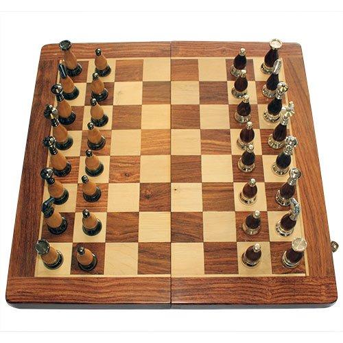 Luxury Large Wooden Chess Set