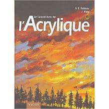 Le grand livre de l'acrylique