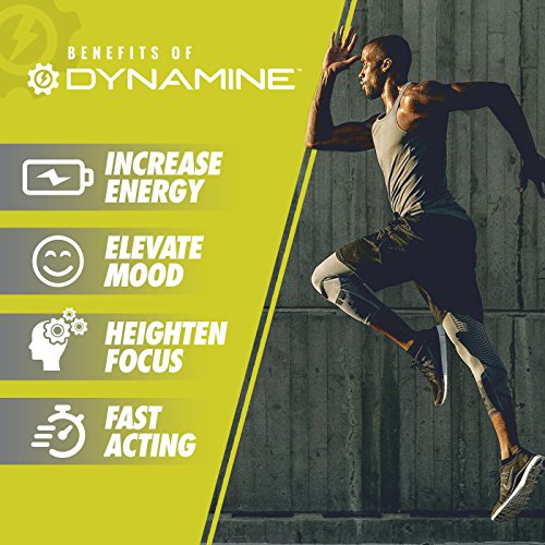 NEW!! Dynamine (N-Methylliberine) Bulk Powder - Fast Acting - Natural Energy Focus and Endurance - Similar to Theacrine TeaCrine with Faster Response - 10 Grams 100 Servings - SCOOP INCLUDED