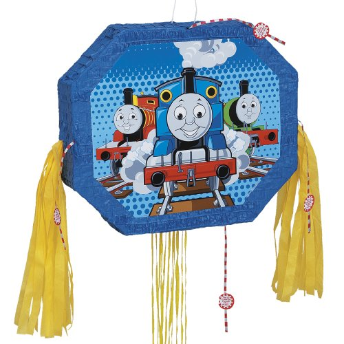 - Thomas the Tank Engine Pinata, Pull String