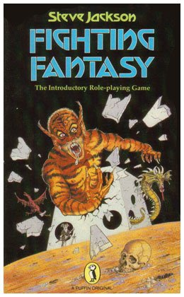 Fighting Fantasy (Puffin Adventure Gamebooks)