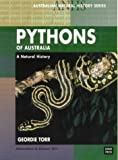 Pythons of Australia: Australian Natural History Series