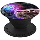 PopSockets: Collapsible Grip & Stand for Phones and Tablets - Cosmic Kitten