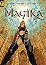 Magika, tome 3 par Angleraud