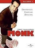 Monk, saison 1 - Coffret 4 DVD (13 épisodes)