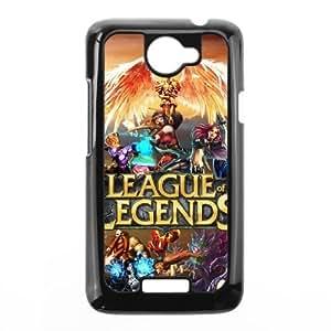 HTC One X Phone Case Black League Of Legends IH4494210